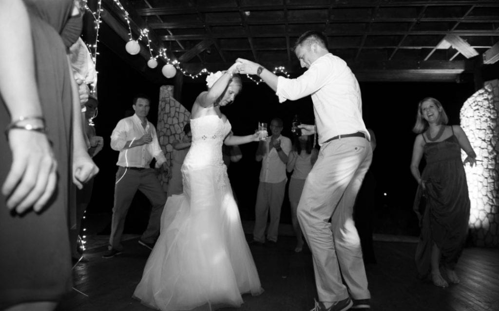 How to Plan Your Wedding Music for All Ages Black Tie Productions - wedding music for reception