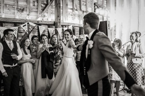 Planning Your Wedding Music Black Tie Productions