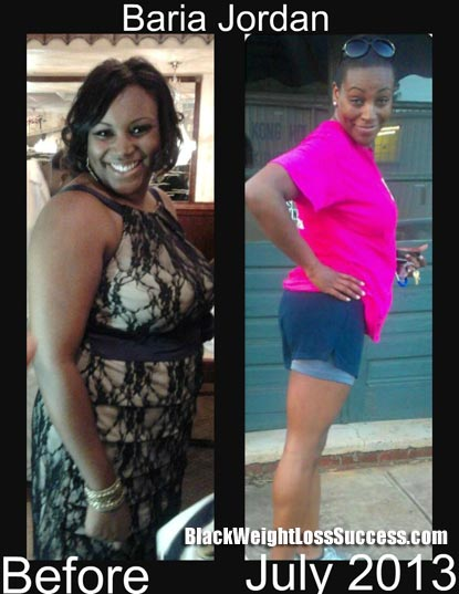 Healthy Meal Prep Baria Lost 55 Pounds | Black Weight Loss Success