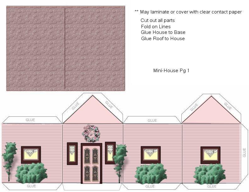 model house template - Jolivibramusic