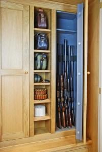 Blackwood & Locke Gun Cabinets - Blackwood & Locke