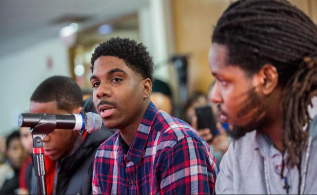 Chicago Youth Unemployment