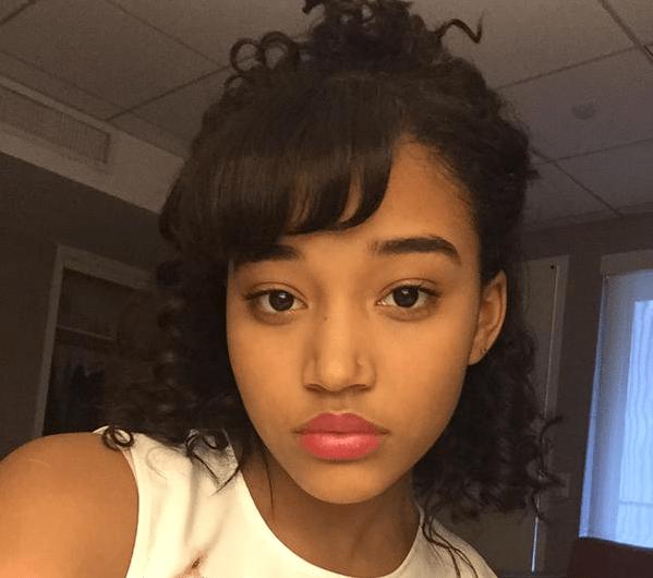What Amandla Stenberg Means to Black Millennials