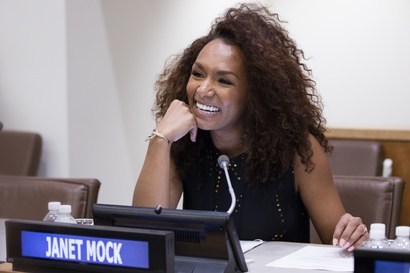 Janet Mock: Trans Women Live At The Intersection Of 'Pass Her By And Pay Her No Mind'