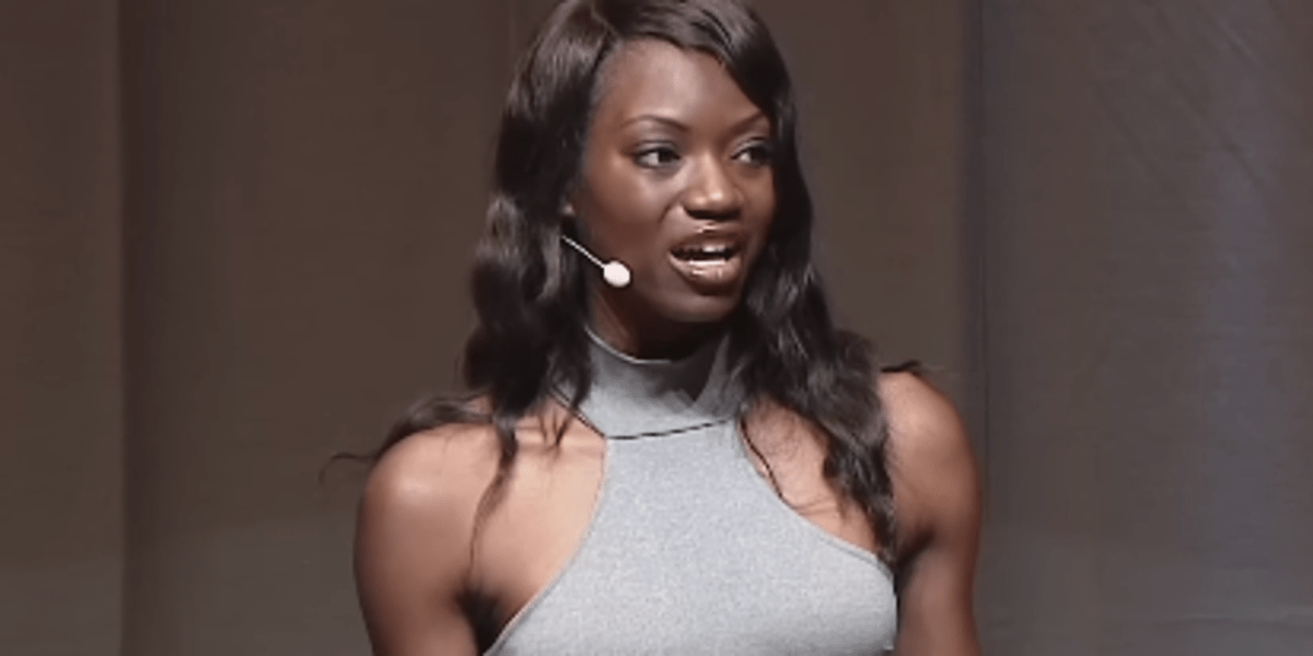 Watch This Black Woman Tell Corporations How to End Colorism