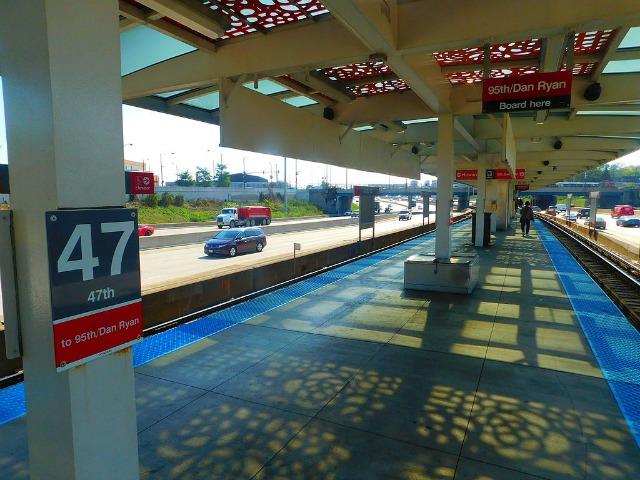 CTA Red Line 47th