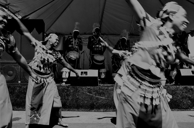 2011 Juneteenth Celebration in San Diego