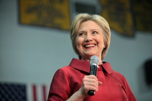GenForward Poll: Hillary Clinton Gains Sharply Among Young White Voters