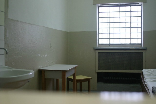 Prison-Cell