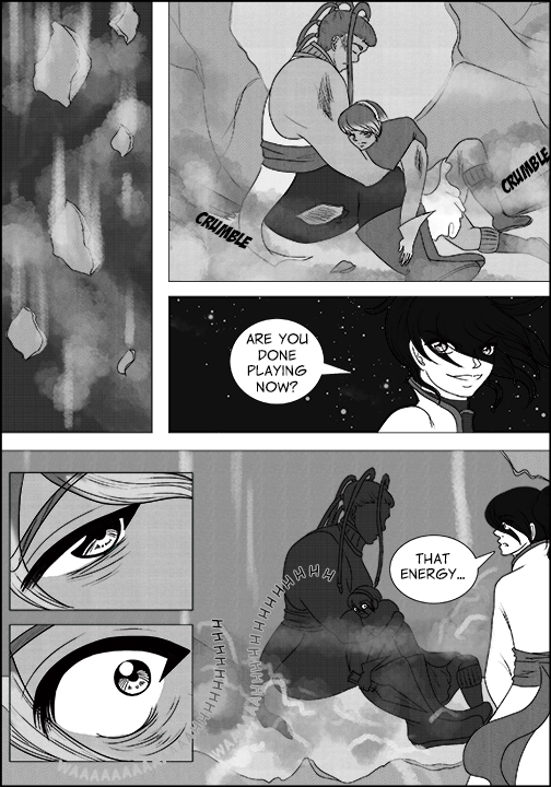 The Electric Rose Webcomic Page 578