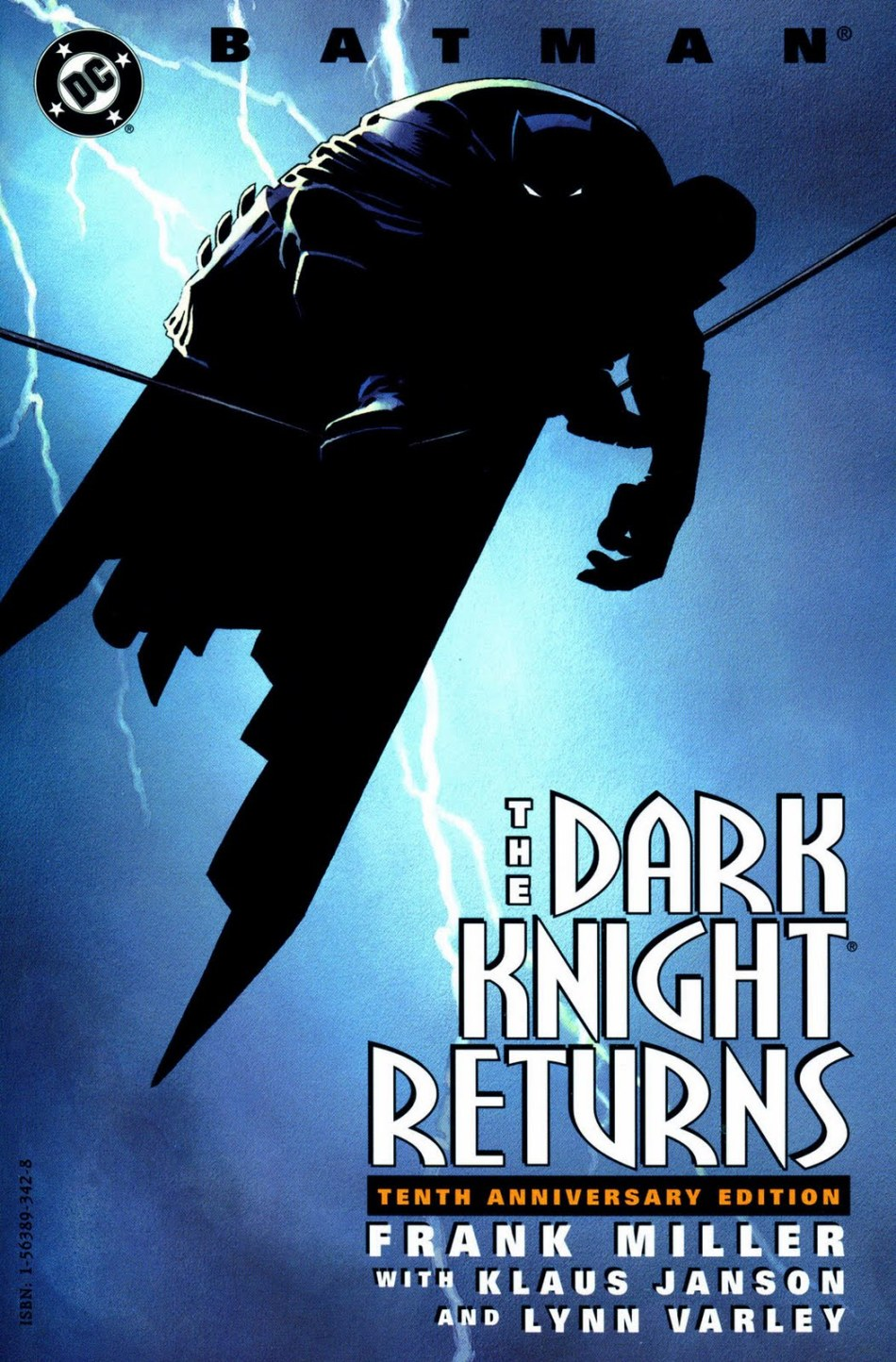 Batman+The+Dark+Knight+Returns+ +Cover 950x1444 Batman: The Dark Knight Returns Animated Movie Behind the Scenes Just Makes Sense To Watch