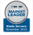 IT Brand Market Leader Award - Blade Servers