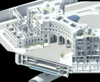 Admiralty Arch -- Blair Associates Architecture