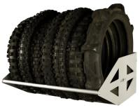 RB Components Motorcycle Tire Rack - Blais Racing Services ...