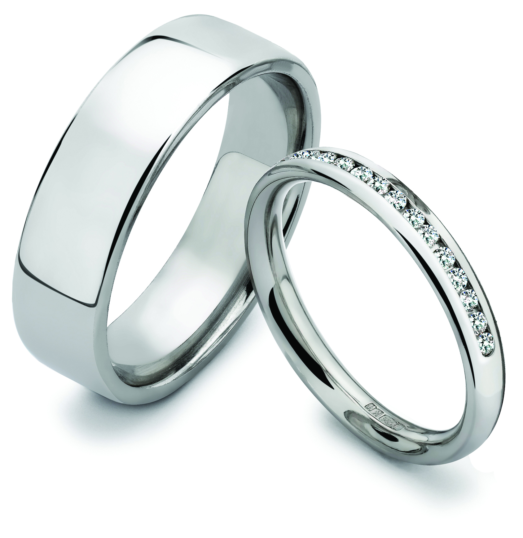 picture of wedding rings rings wedding Vintage Platinum Wedding Rings Are Beautiful Indeed These Rings