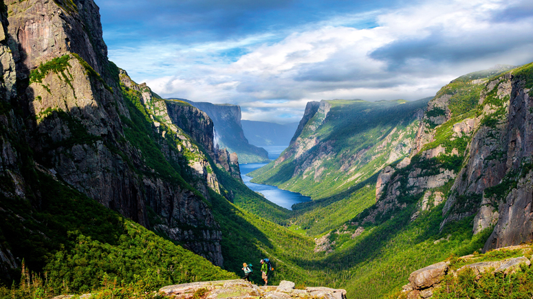 My latest for USA Today Fantastic fjords of North America - Blake Snow
