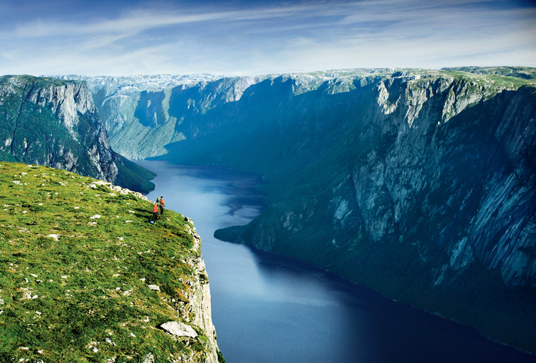 My latest for USA Today Fantastic fjords of North America - Blake Snow - fjord