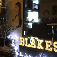 BLAKES: The Art of Hair at night