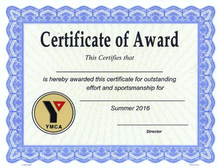 Acetate Presentation Certificate Folders Blanch  Son