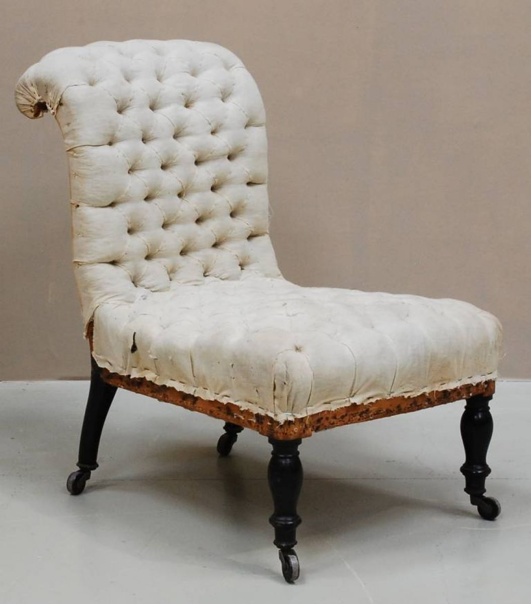 Petite Chaise French Petite Chaise Stock Blanchard Collective Antiques