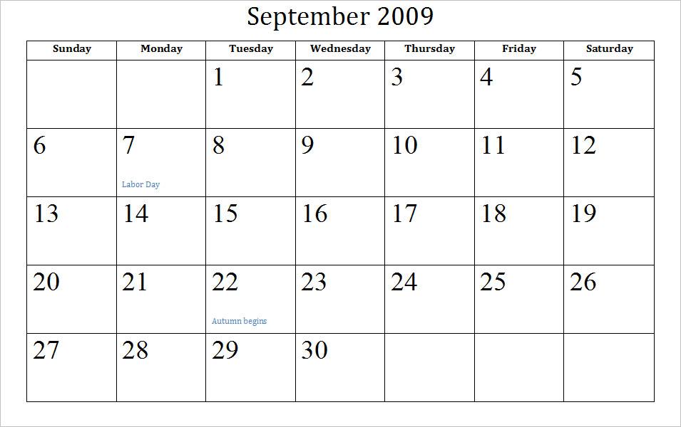 Blank Monthly Calendar Sept 2012 Mei Monthly Maths Magazine Mathematics In Education And September Calendar Calendar Template 2016
