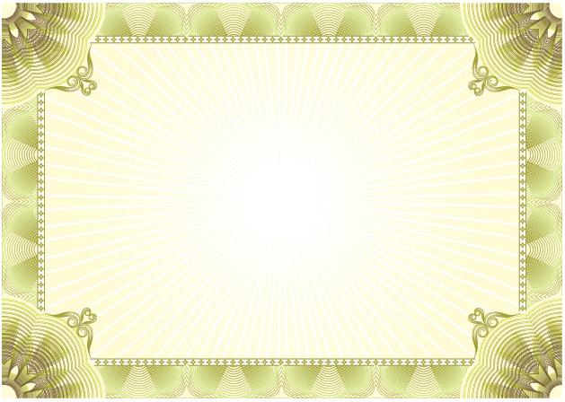 5 Blank certificate samples Blank Certificates - blank certificates template