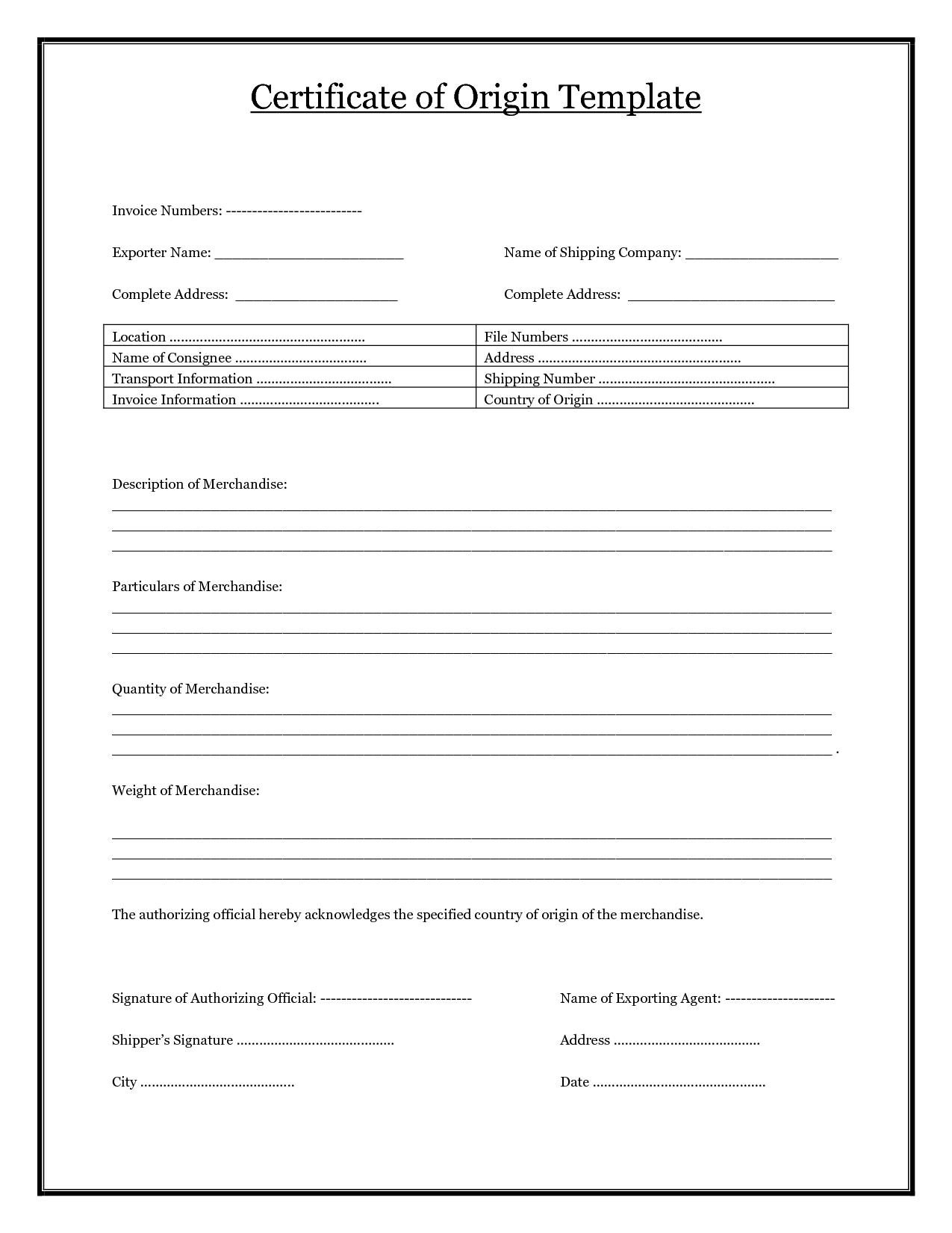 origin resumes