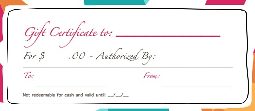 birthday-party-gift-certificate-template-pdf - gift certificate free templates