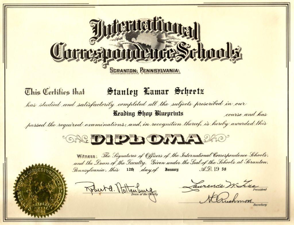 get free degree certificate online