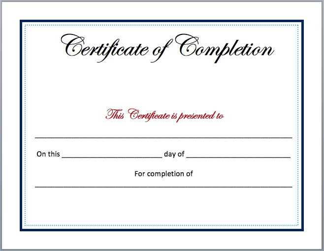 printable-doc-file-completion-certificate-template-microsoft-word - microsoft word certificate templates