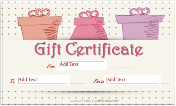 Dot-Background-Blank-Gift-Certificate-Word-PDF-Template-edit-blank