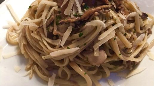 Pasta ai Funghi – Mushroom Lovers Dream