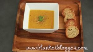 Butternut Squash & Pear Soup!