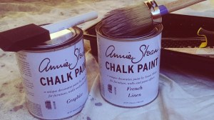Once You Chalk…You Can't Stop!!! – Chalk Paint Restoration Hardware Fakeout!