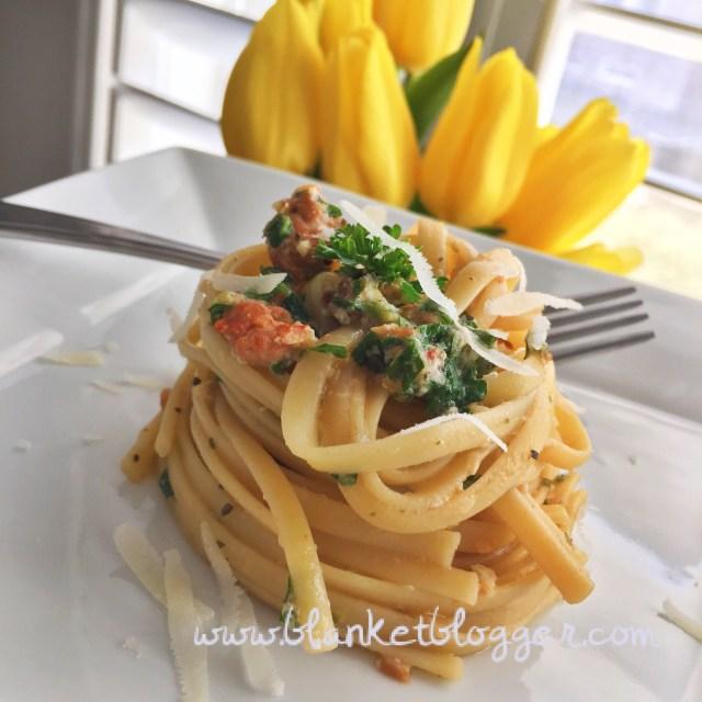 Pasta Carbonara – That's Amore