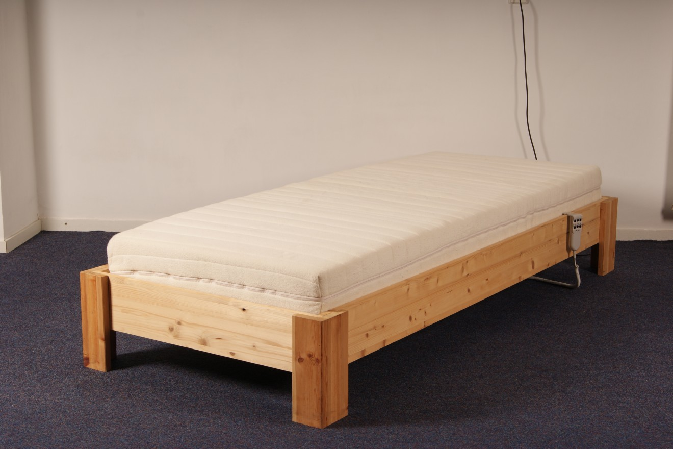 Steigerhout Bed 2 Persoons 2 Persoons Bedden 2 Persoonsbed Bas Blankhouten Meubels