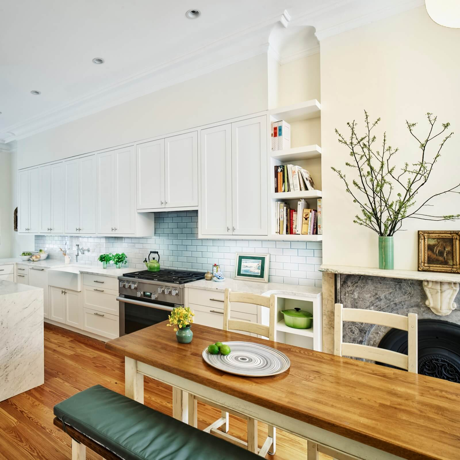 Kitchen Design Queens Ny Nelson Remodeling Brownstoner