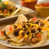 Turkey and Black Bean Super Nachos