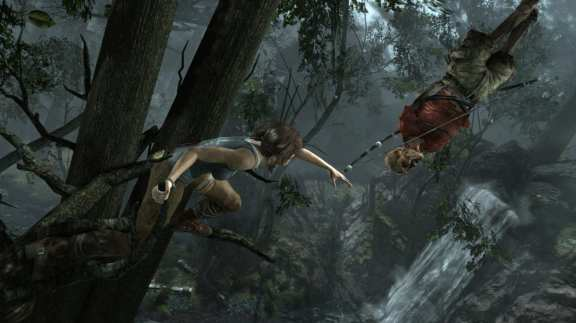 tomb raider the reach