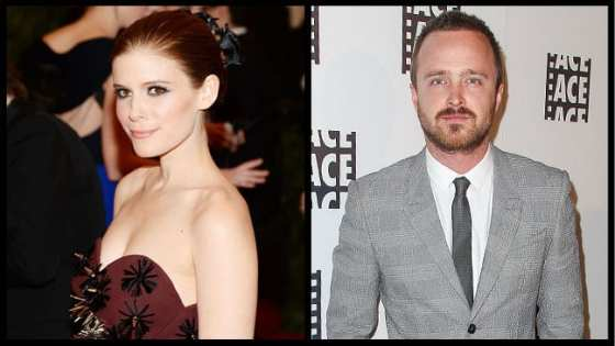 "Kate Mara (Zoe Barnes of ""House of Cards"" and Emmy winner Aaron Paul (Jesse Pinkman of ""Breaking Bad"") will announce Emmy nominations in the wee hours of July 18."