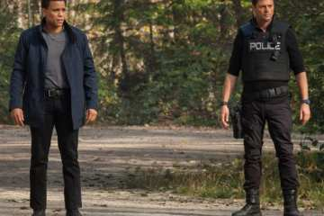 Dorian (Michael Ealy) and John (Karl Urban) investigate a murder involving clones.