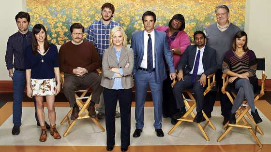 parks and rec for top ten