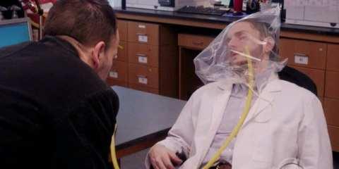 Sherlock (Jonny Lee Miller) must solve a case involving a framed suicide.