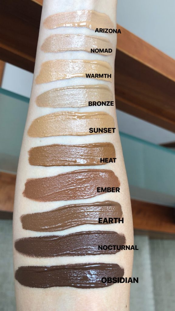 LAWLESS WOKE UP LIKE THIS SHADE MATCHING GUIDE! Blawnde