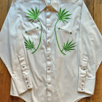 420-friendly 'Cannabis Cowboy' Western shirts by Rockmount