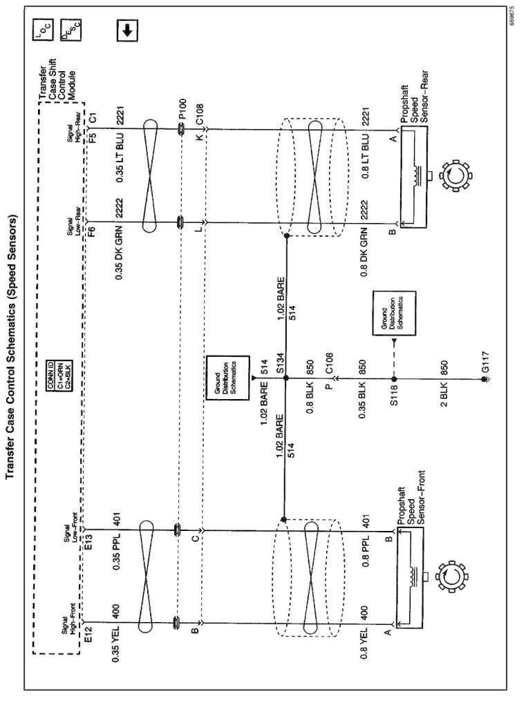 2001 chevy blazer 4wd wiring