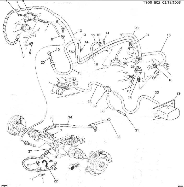 Need vacum diagram 1999 Blazer - Blazer Forum - Chevy Blazer Forums
