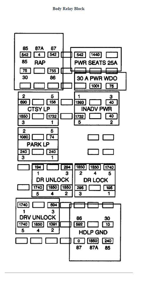 1999 Blazer Bcm Wiring Diagram - 4joaeatbhblomboinfo \u2022