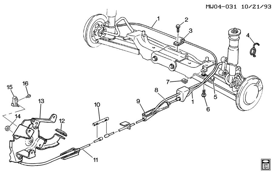1997 chevy malibu wiring diagram