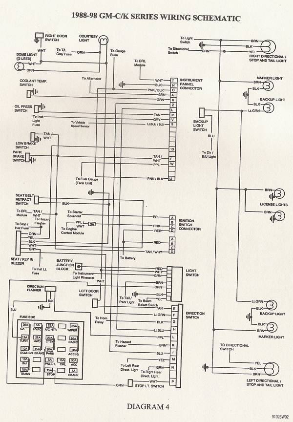 Pulse wiper schematic for 88 k5 - Blazer Forum - Chevy Blazer Forums